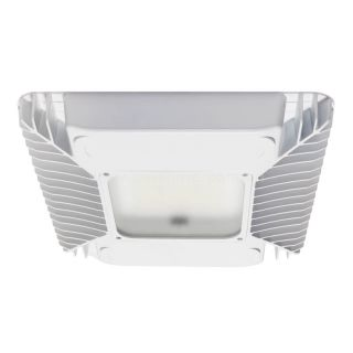 Colshine LED Canopy Light, Gas Station Ceiling Light 100W 120Lm/W 5000K Dayligt White 100-277V