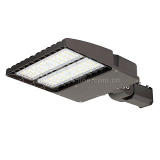 100W 13000lumen LED Shoebox Light Fixtures