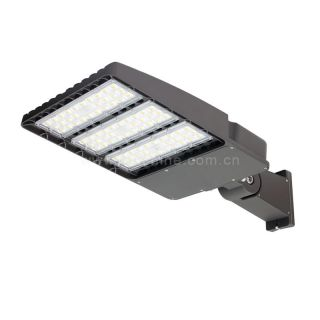 150W LED Shoebox Light Fixtures with photocell and micro sensor for option