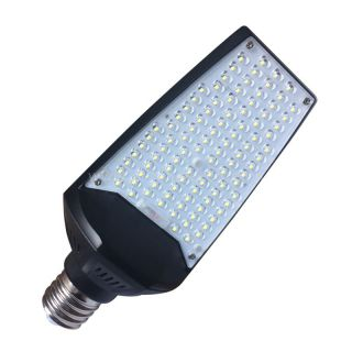 180° LED retrofit light bulb for shoebox light-canopy light-street light-flood light